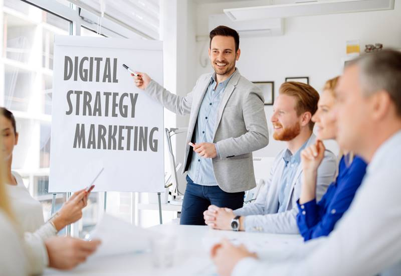 Digital Strategy to Maximize your Marketing